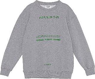 Han Kjobenhavn Graues Artwork Crew T-Shirt - L