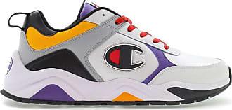 64db92c40d340 Champion Youth GS 93 Eighteen Block Sneaker In White Multi-WHITE MULTI 5.5