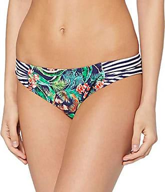 Pour Moi Sea Breeze Fold Over Brief Bragas de Bikini para Mujer