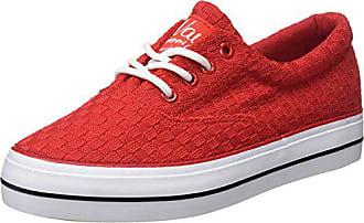 Beppi Canvas Shoe, Chaussures de Fitness Femme - Rouge - Rouge Vermeil, 39  EU 69d6eb5df7d7