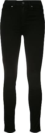 Paige Calça jeans ultra skinny Margot com cintura alta - Preto