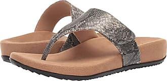 Trotters Petaluma (Black/White) Womens Sandals