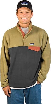 Patagonia LW Synchilla Snap-T Sweater sage khaki