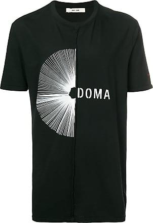 Damir Doma Camiseta com estampa de logo - Preto