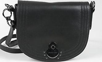 Longchamp Leather Saddle Bag size Unica