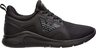 Emporio Armani EA7 Men Sneakers Black 6.5 UK