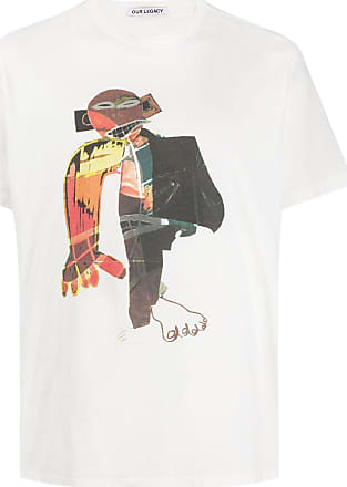 Our Legacy T-shirt Voodoo Child con stampa - Di colore bianco