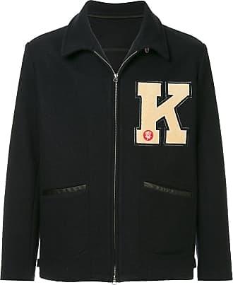 Kent & Curwen K logo woven jacket - Black