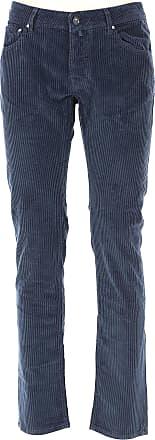 Jacob Cohen Jeans, Bluejeans, Denim Jeans für Herren Günstig im Outlet Sale, Marineblau, Baumwolle, 2019, 48 49 52 54