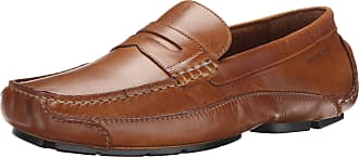 Rockport Mens Lc Penny Shoes, 11 UK, Tan