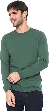 Malwee Camiseta Malwee Básica Verde