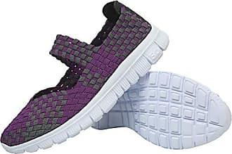 Nike , Damen Sneaker, violett dunkelviolett Größe: EU 42
