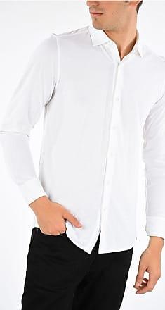 Drumohr Cotton Shirt Skinny size Xxl