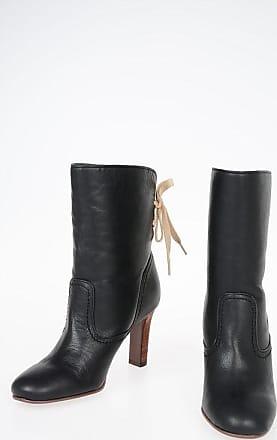 Chloé SEE BY CHLOE Leather Boots 7,5cm Größe 35,5