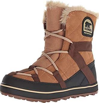 Sorel Glacy Explorer Shortie Stivali da Neve Donna 235aef9c6fb