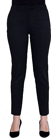 MySocks Regular Tailored Trousers Plain Navy
