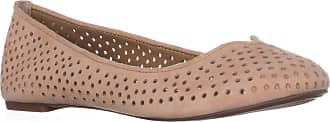Lucky Brand Womens enorahh Closed Toe Ballet Flats, Glazed, Size 5.0 US / 3 UK US