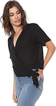 dc02bfe30d Blusas Com Transpasse  Compre 85 marcas com até −69%