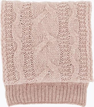 North Sails Cable-Knit Wool Scarf