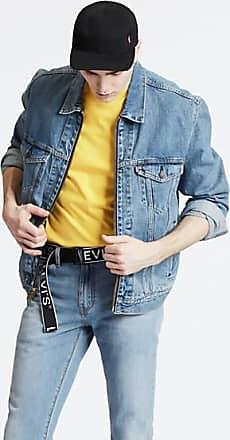Levi's Zip Trucker Jacket Bleu / Davidson