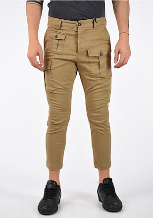 Dsquared2 Cotton Cargo Pants size 52