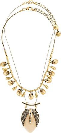 Camila Klein Kit 2 colares Gota - Dourado