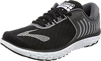 sports shoes b30b2 d7b62 Brooks PureFlow 6, Chaussures de Course Femme, Multicolore  (Black Anthracite Silver