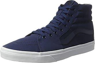 scarpe vans alte blu