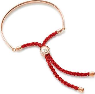 Monica Vinader Fiji Coral bracelet - Red
