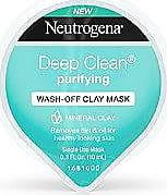 Neutrogena Deep Clean Purifying Wash-Off Clay Mask