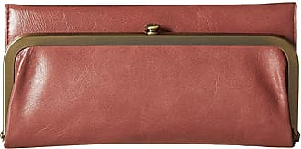 Hobo Rachel (Burnished Rose) Clutch Handbags