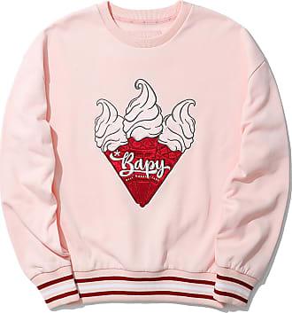 Markus Lupfer Ice cream graphic sweatshirt