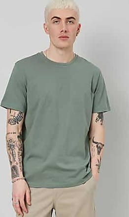 21 Men Basic Slim Fit Crew Neck Tee at Forever 21 Foliage