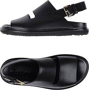 BLACK Platform sandals  Marni  Sandaler - Sko Til Dame