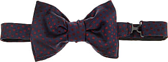 Dsquared2 Ties On Sale, Midnight Blue, Silk, 2017, one size