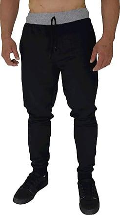 MXD Conceito Calça Masculina Moletom Slim Camuflado Exercito Cinza Claro (G)