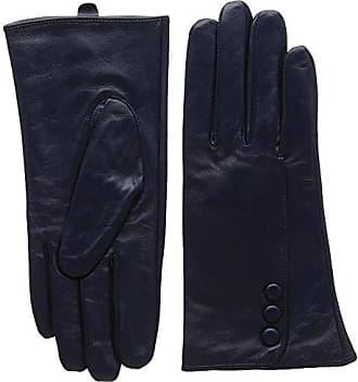 b79a7f50bc8b48 SNUGRUGS Damen Butter Soft Premium Leather Glove Handschuhe