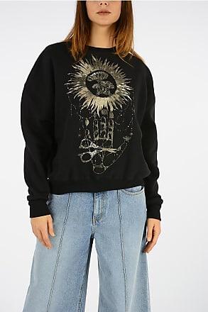 Alexander McQueen Beads Embroidery Sweatshirt size 42