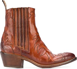 Sartore Western ankle boots - Brown