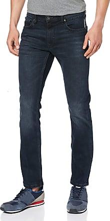 EDC by Esprit Mens 999cc2b803 Slim Jeans, Blue (Blue Dark Wash 901), W33/L34 (Size: 33/34)