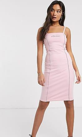 Korte kjoler Bandeau Mini Frill Detail Multi Dame