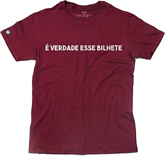 Stoned Camiseta Masculina É Verdade Esse Bilhete - Tsmbilhete-bd-01