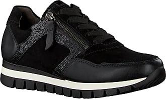 Gabor Schwarze Gabor Sneaker Low 438