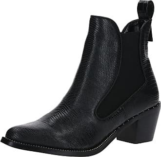 Buffalo Bottes de cowboy JUDIE noir