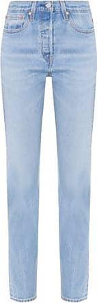 Levi's Calça Skinny Jeans Wed Gie Levis Womens - Azul