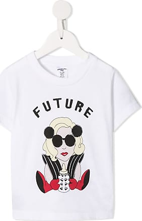 Ground-Zero Camiseta com estampa Future - Branco