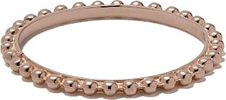 Wouters & Hendrix 18kt rose gold Ball Chain ring - PINK GOLD