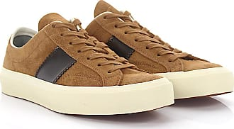 Tom Ford Leather Sneakers