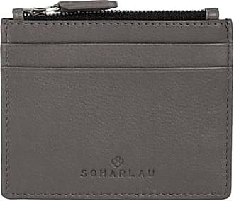 Scharlau Perls Credit Card Holder dark Taupe