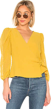 Yumi Kim St Marks Top in Mustard